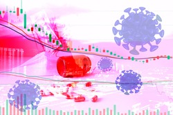 The impact of the coronavirus on the stock market and the world economy COVID-19 Entering the stock market The market plummeted The economic impact was not good. Impact on the world market.