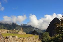 The Inca Trail enroute to Machu Picchu, Peru