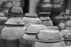 The jar is a large repository of Korean tradition.