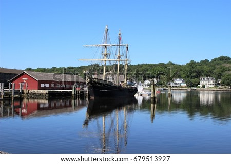 The Joseph Conrad at Mystic Seaport, Mystic CT #679513927