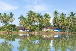The Kadalundi Bird Sanctuary lies in the Kozhikode districts of the state of Kerala in India.