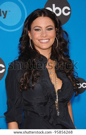 The Knights of Prosperity star SOFIA VERGARA at the Disney ABC TV All Star Party at Kidspace in Pasadena. July 19, 2006  Pasadena, CA  2006 Paul Smith / Featureflash