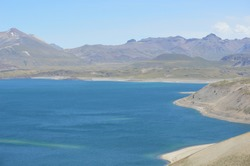 The Laguna del Maule is a volcanic field in commune of San Clemente, Maule región, Chile.