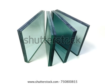 The laminated glass #750800815