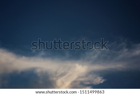 The landscape with breathtaking light, beautiful evening sunsets of the sky and clouds #1511499863