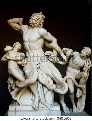 laocoon face - photo #19