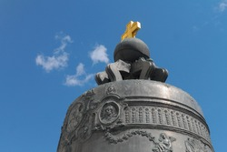 the largest bell in the world is the Tsar Bell. Moscow, Russia
