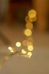 The light bokeh of tumblr lamp. Tumblr Lamp with bokeh background