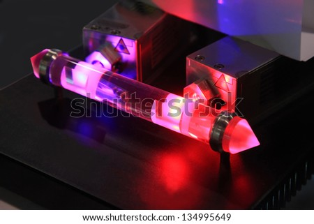 The Light Of The Laboratory Of Lasers