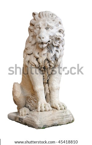 The Lion in Venice was a symbol of the city power. This is one of the many statues around the city
