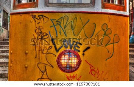 The Lisbon Trams #1157309101