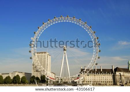 The London Eye, London, United Kingdom