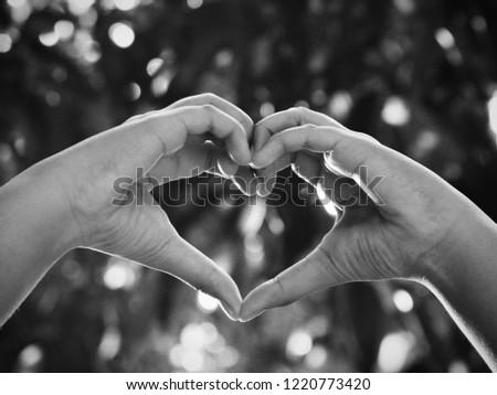 The love heart #1220773420