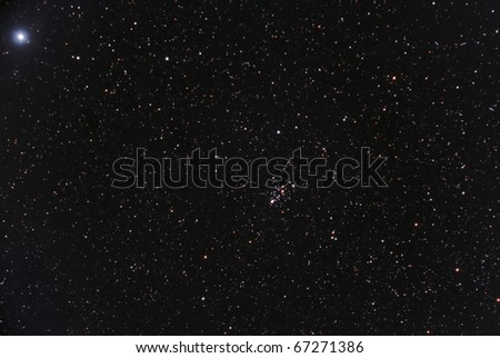The M 103 Cluster and Ruchbah