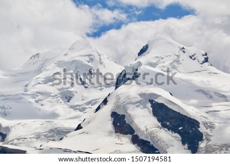 The majestic Swiss Alps; glorious and majestic. #1507194581