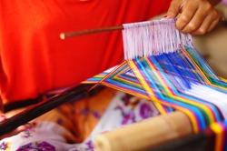 The Making of Tradisional Fabric Ethnic of Sasak Tribe, Lombok Indonesia 3