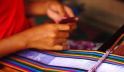 The Making of Tradisional Fabric Ethnic of Sasak Tribe, Lombok Indonesia 1