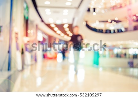 The mall includes a wide range of products and shopping of various businesses and investments, as well as the financial aspects of the business.