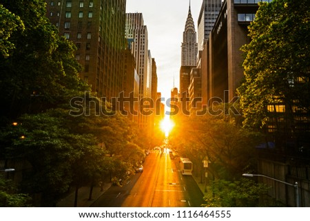 The Manhattan Henge #1116464555
