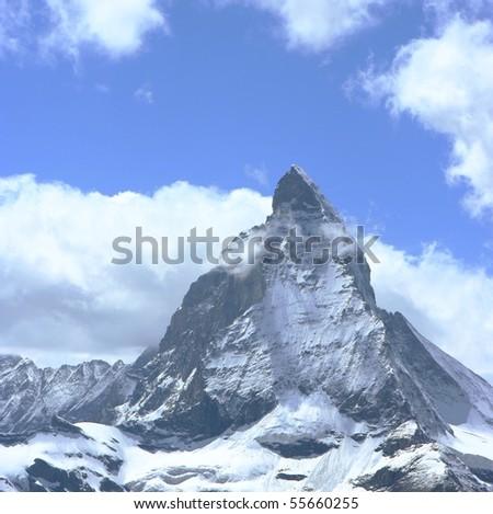 The Matterhorn Peak, Switzerland