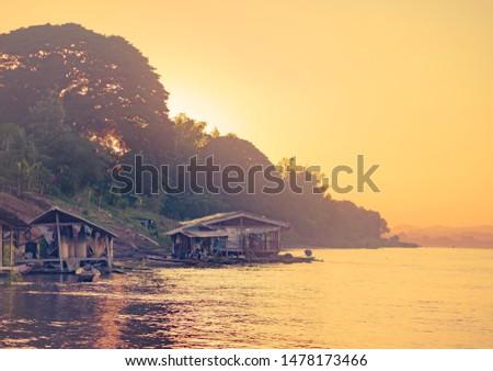 The Mekong River and People's Livelihoods