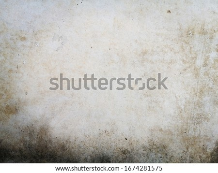 The​ metal​ texture of​ surface​ wall​ concrete​ for​ vintage​ background. Abstract​ of​ surface​ wall​ concrete​ for​ background. Rust​ on the​ wall​ for​background​ stock photo