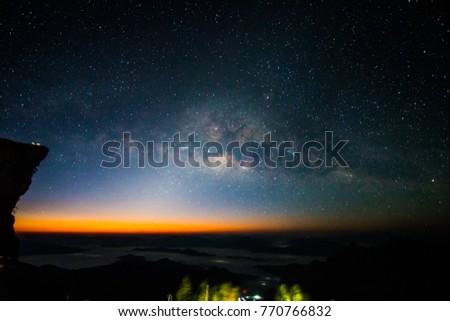 The Milky Way Galaxy #770766832