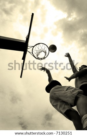 The moment in basketball