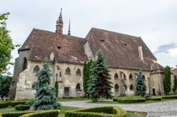 The Monastery Church, also known as the Church of the Dominican Monastery, is a Gothic church formerly part of a medieval Dominican monastery in Sighişoara, Romania. The monastery was erected in 1289.