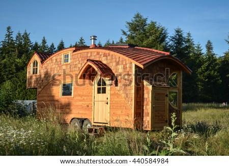 Tag wa - The moon dragon the eco tiny house ...