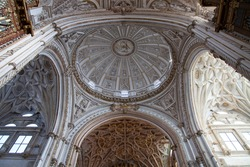 TheMosque–Cathedral of Córdoba, officially known asCathedral of Our Lady of the Assumption is thecathedralof theRoman Catholic Diocese of Córdobalocated in theSpanishregion ofAndalusia.