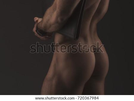 Male asshole close ups