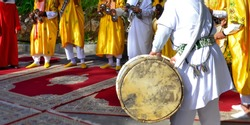 The music of Gnawa is a mix of African, Arab and Berber music and dance. It is a Moroccan origin. Its origin was in Essaouira. It is also prevalent in some parts of North Africa