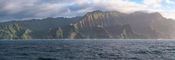 The Na Pali Coast State Park is a Hawaiian state park located northwest side of Kauai, the oldest inhabited Hawaiian island. It is touted as one of the most beautiful places on earth.