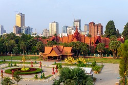 The National Museum of Cambodia is Cambodia's largest museum of cultural history and is the country's leading historical and archaeological museum. It is located in Chey Chumneas, Phnom Penh.