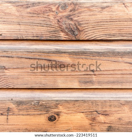 The natural wood texture with natural patterns