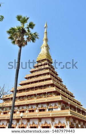 The nature and culture of the Thai community #1487979443