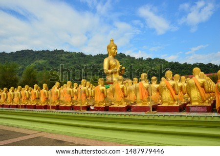 The nature and culture of the Thai community #1487979446