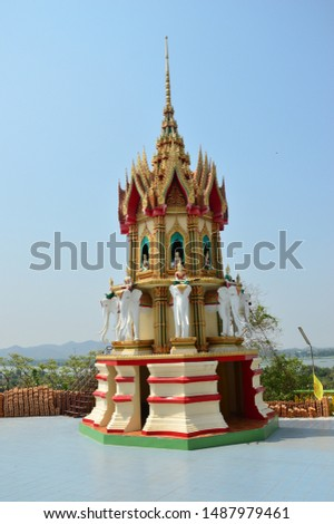 The nature and culture of the Thai community #1487979461