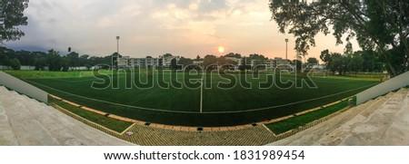 the new fifa-standard association football artificial grass turf