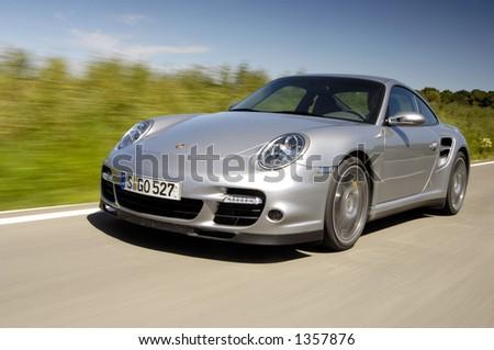 The New 997 Porsche Turbo