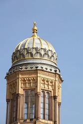 The new synagogue in Berlin, Germany