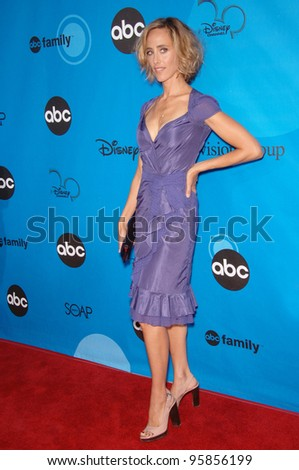 The Nine star KIM RAVER at the Disney ABC TV All Star Party at Kidspace in Pasadena. July 19, 2006  Pasadena, CA  2006 Paul Smith / Featureflash