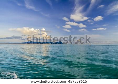 The Ocean #459359515