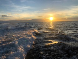 the ocean will not engulf the sun