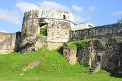 The Old Fort (Swahili: Ngome Kongwe), also known as the Arab Fort and by other names, is a fortification located in Stone Town, the capital of Zanzibar.
