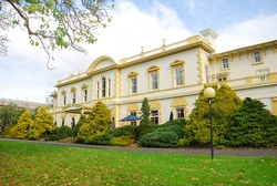 The Old Government House, the University of Auckland, New Zealand