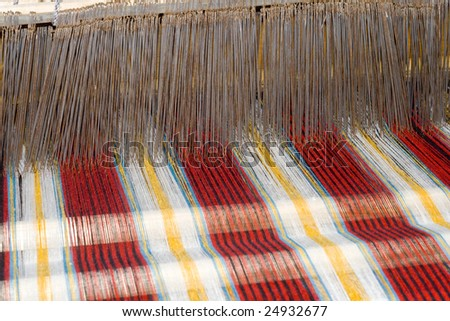 the old loom in china