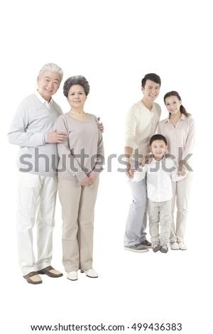 The Oriental family family