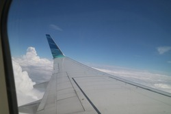 The Overlook from Garuda Indonesia Airlines